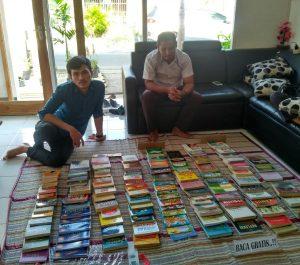 Persiapan Perpustakaan Keliling YBH RAM Indonesia